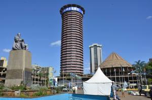 The Kenyatta International Conference Centre (K.I.C.C)