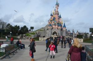 Disneyland Paris, France.